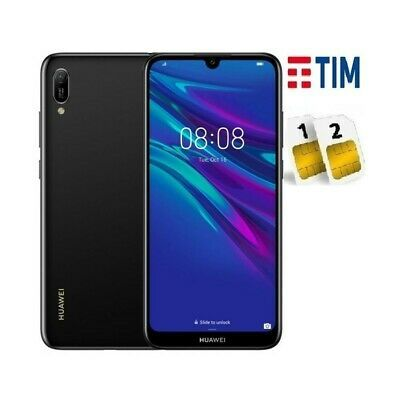Huawei y6 2019 dual sim 32gb black nel 2020 Scattare
