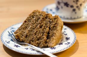 Simple cappuccino coffee cake recipe from Mary Berry ...