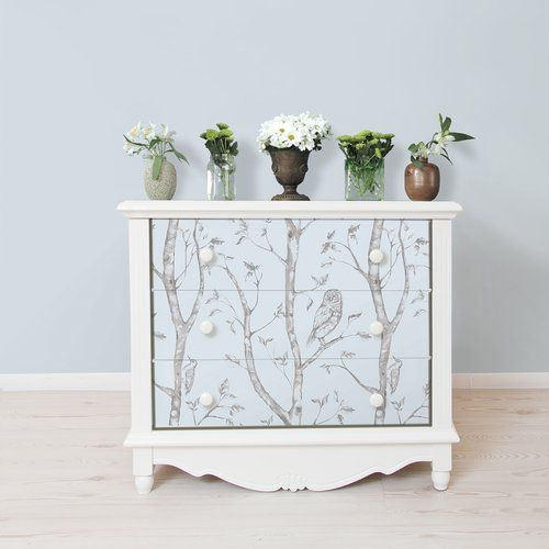 Found it at Wayfair - Blue Woods Peel And Stick Wallpaper ...
