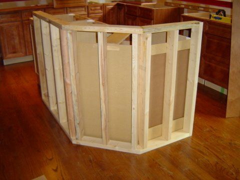 How to Build a Kitchen Island/Bar | eHow.com | House - DIY ...