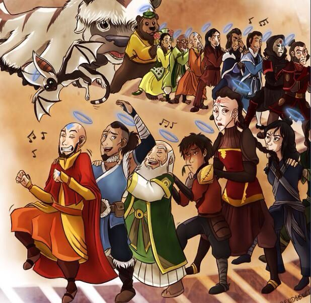 Avatar: The Last Airbender - 123movies123