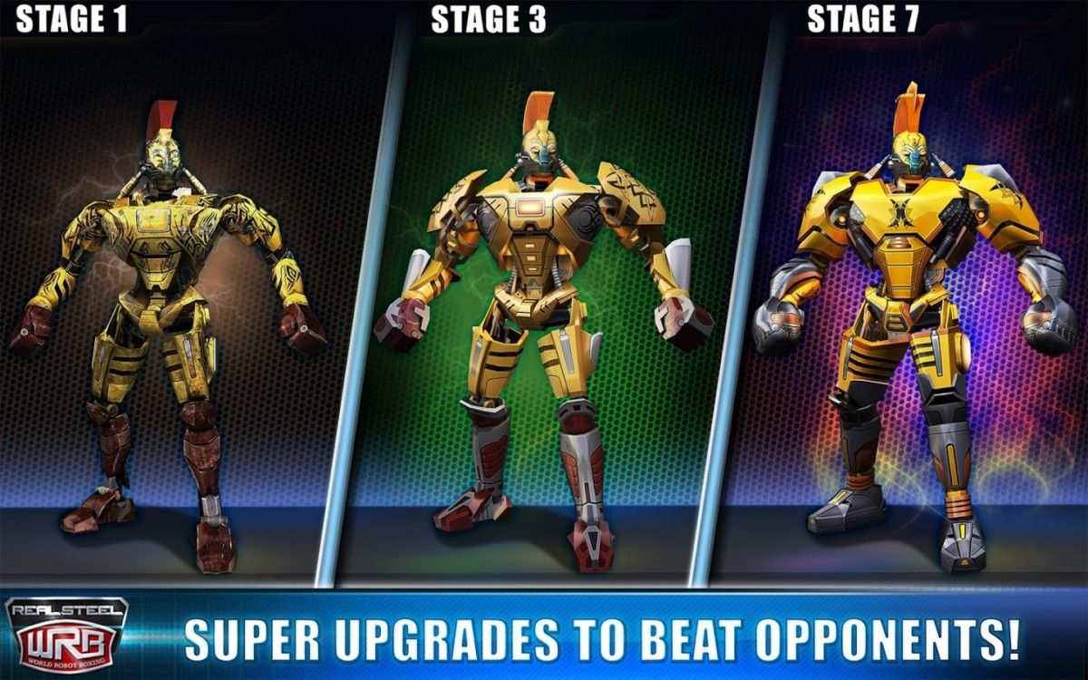 Real Steel World Robot Boxing v37.37.196 APK MOD (Money/Ad