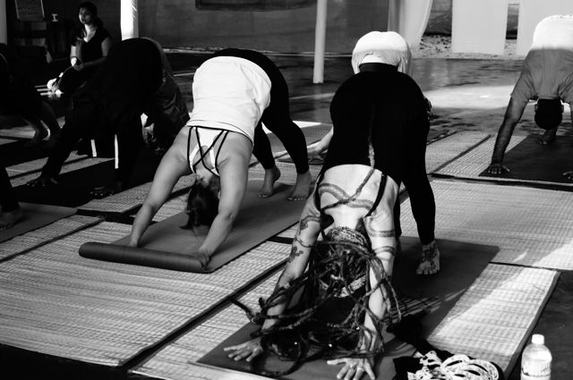 Yoga in Goa @ Bodhi Tree Yoga International