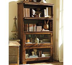 Bookshelves Book Shelves Cabinet Furniture Pottery Barn
