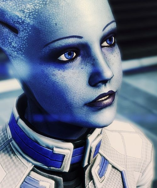 Image result for Liara T'Soni