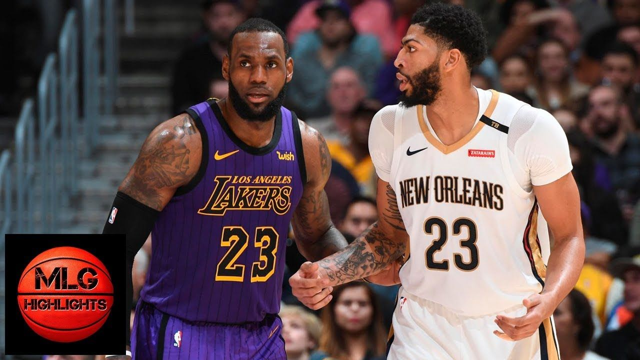 La Lakers Vs New Orleans Pelicans Full Game Highlights 12 21 2018 Nba Lebron James Nba Trade Rumors Anthony Davis