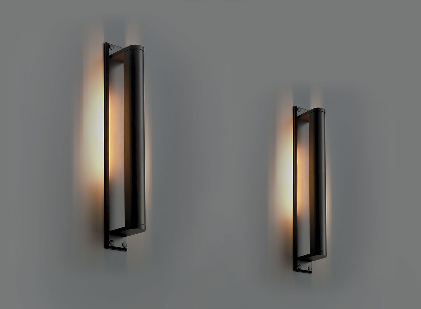 Meudon Sconce for the powder room? available in satin nickel Jonathan Browning Studios ...