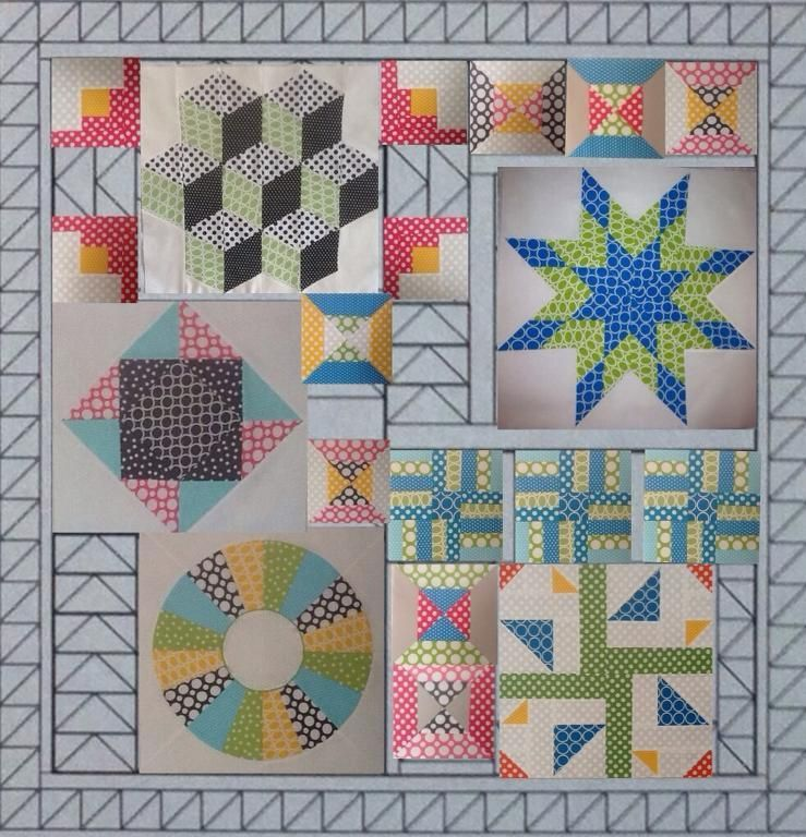 Should You Join A BOM A Block Of The Month Club Patterns And Beauteous Block Of The Month Quilt Patterns