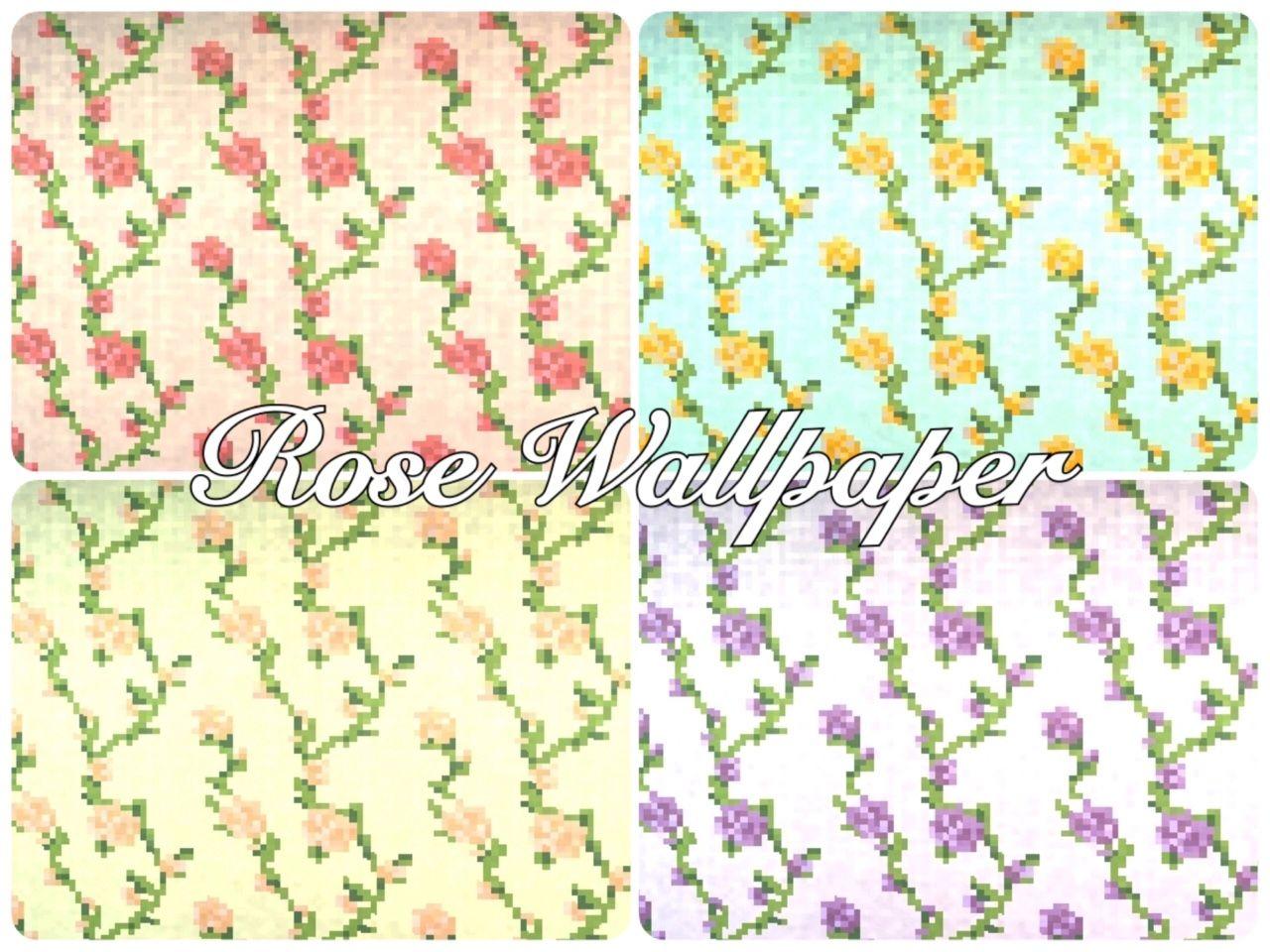 Animal Crossing New Leaf Sleepyaomori Rose Wallpaper Via