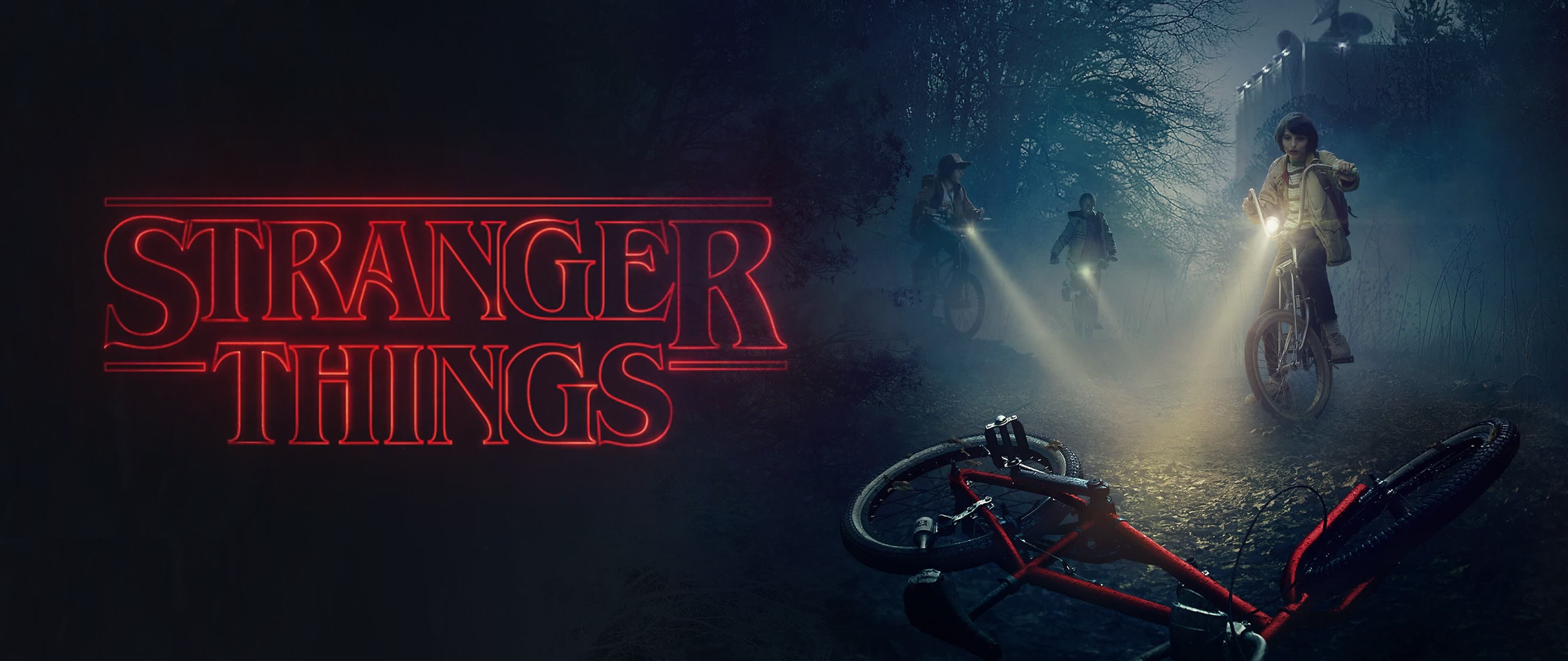 Free Stranger Things Wallpaper for Samsung 4K HD