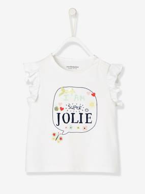 Camiseta para Beb/és 3 Pommes tee Shirt ML