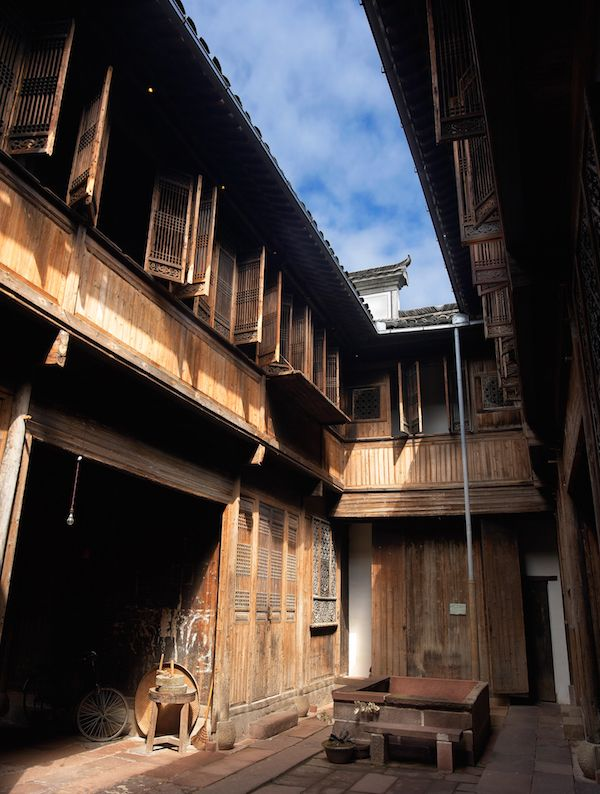ancient chinese house becomes a hit in u s asian architecture