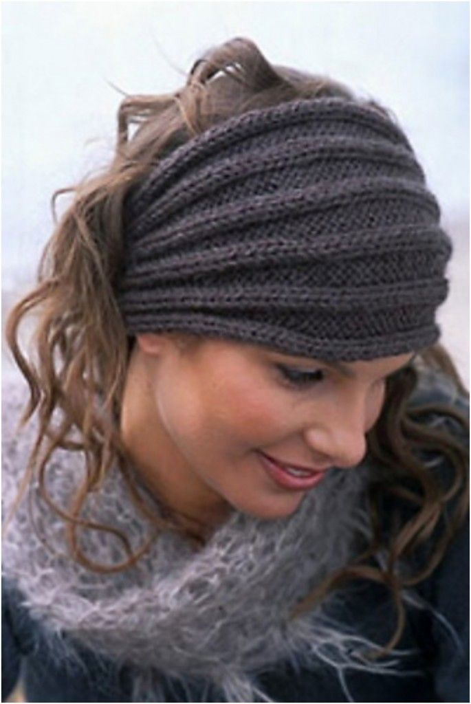 Top 10 Warm Diy Headbands Free Crochet And Knitting Patterns