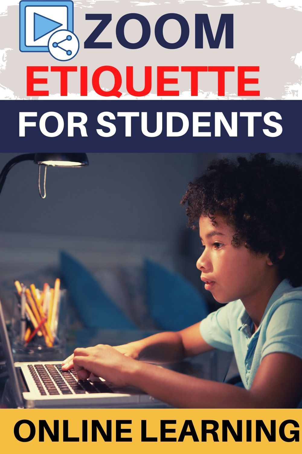 Zoom Tips & Etiquette in 2020 Student teacher, Online