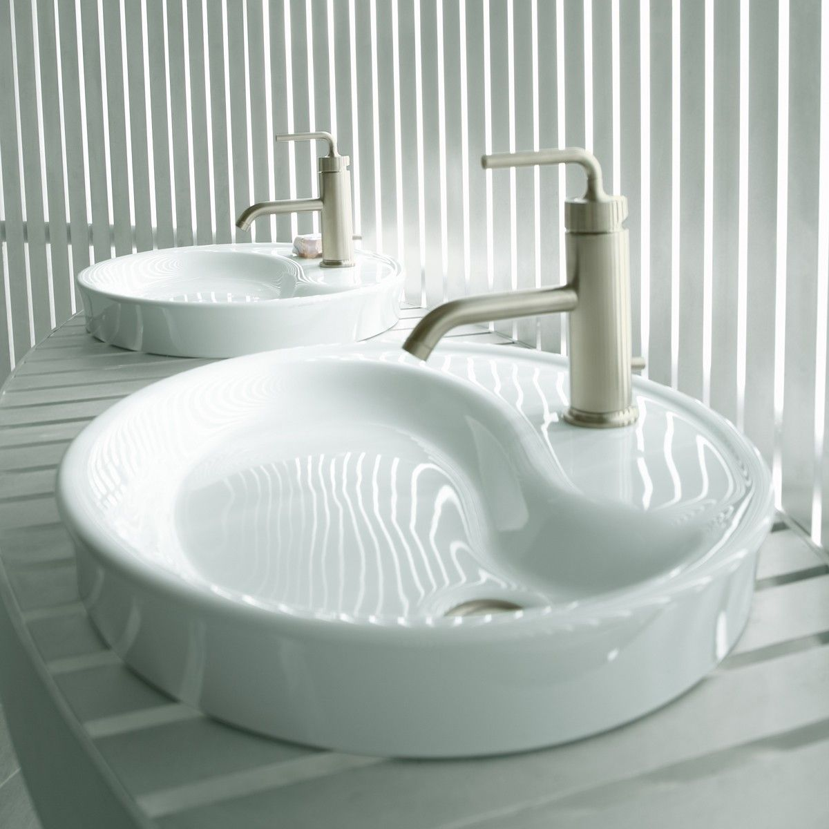 Bring modern appeal and functionality to your bathroom with the ...