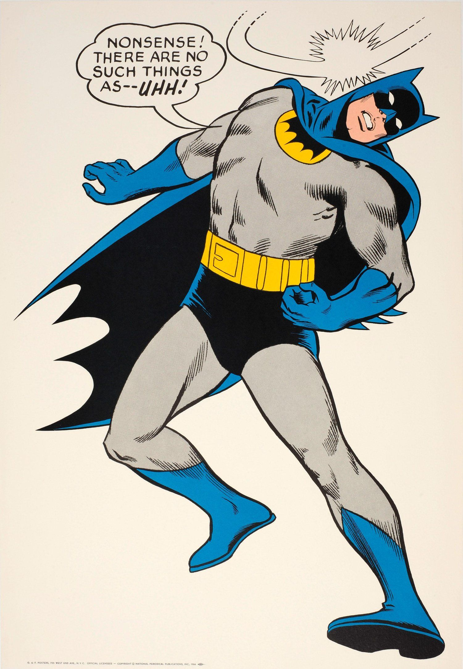 Batman artwork vintage carmine infantino photo 569