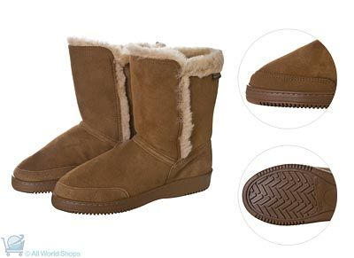 452df1adebf Flyer Herringbone Sole Sheepskin Boots - Canterbury | Shop New ...