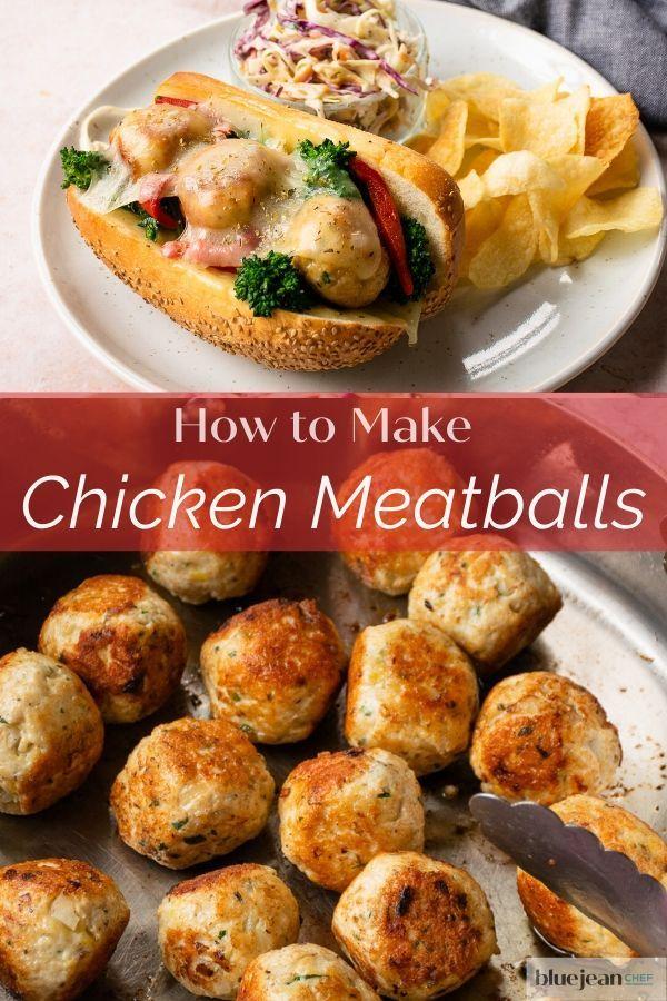 Photo of How to Make Italian Chicken Meatballs