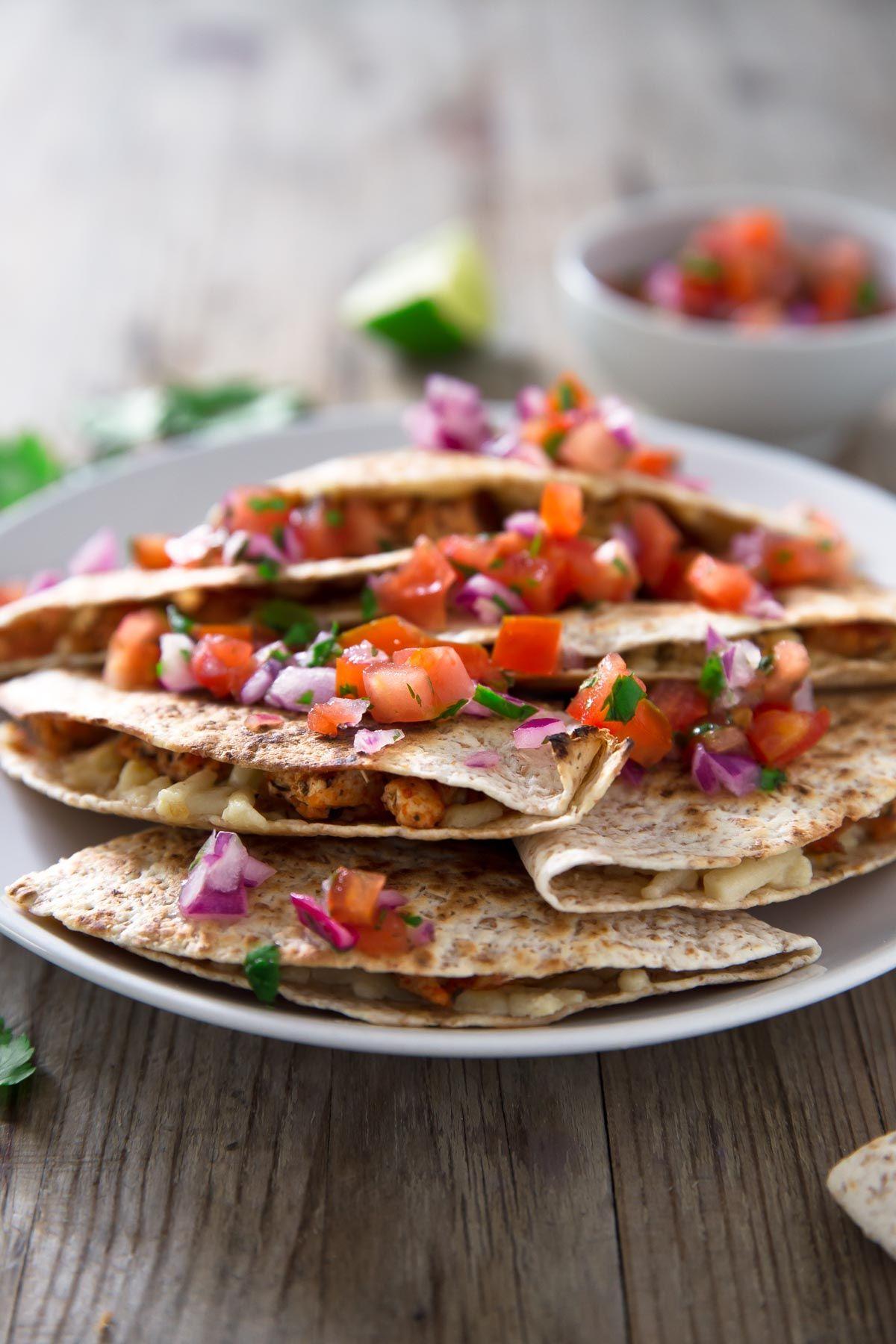 Vegan Quesadillas Recipe Vegan Side Dishes Recipes Quesadilla