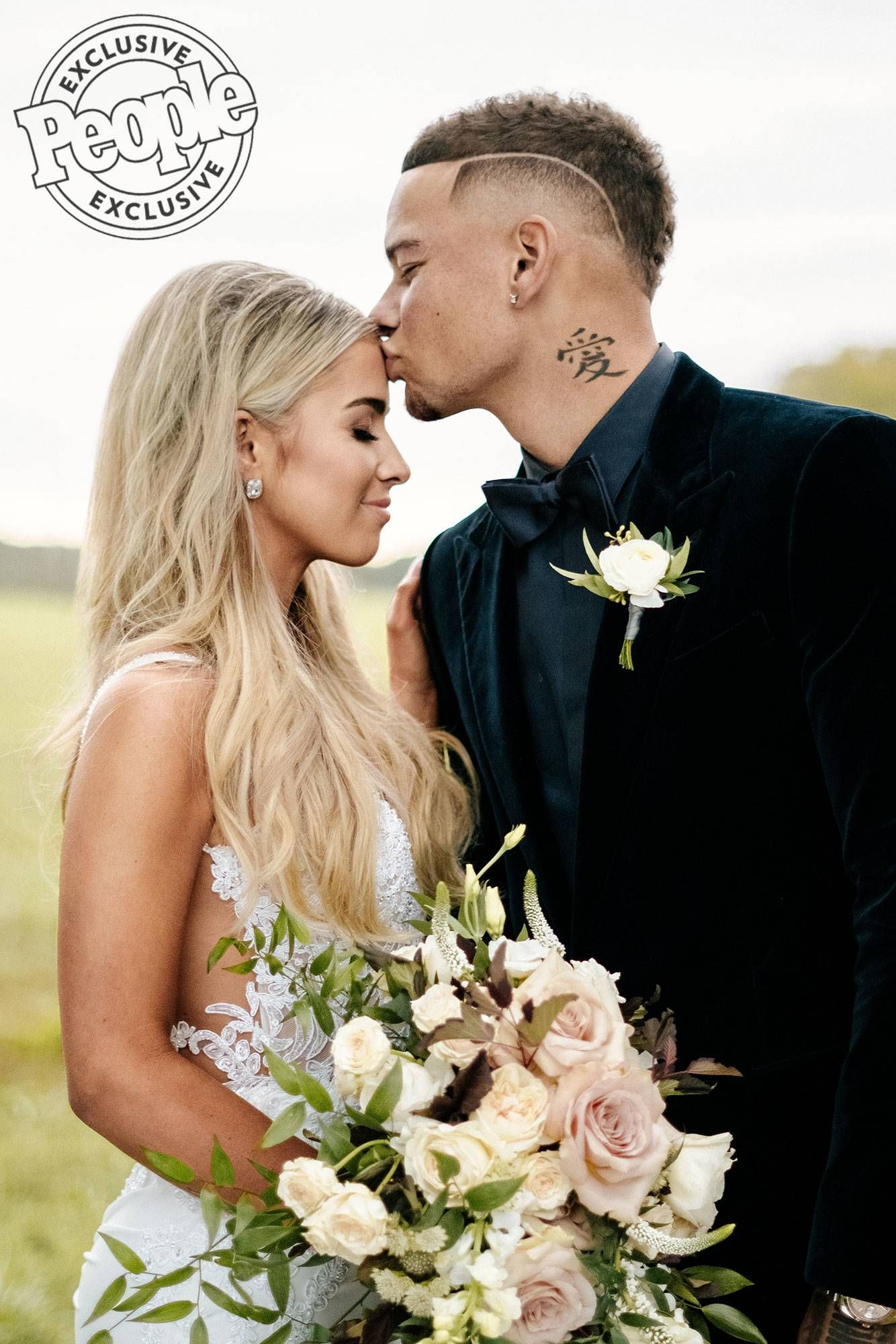 Why Kane Brown S Wife Katelyn Chose A Sleek And Simple Wedding