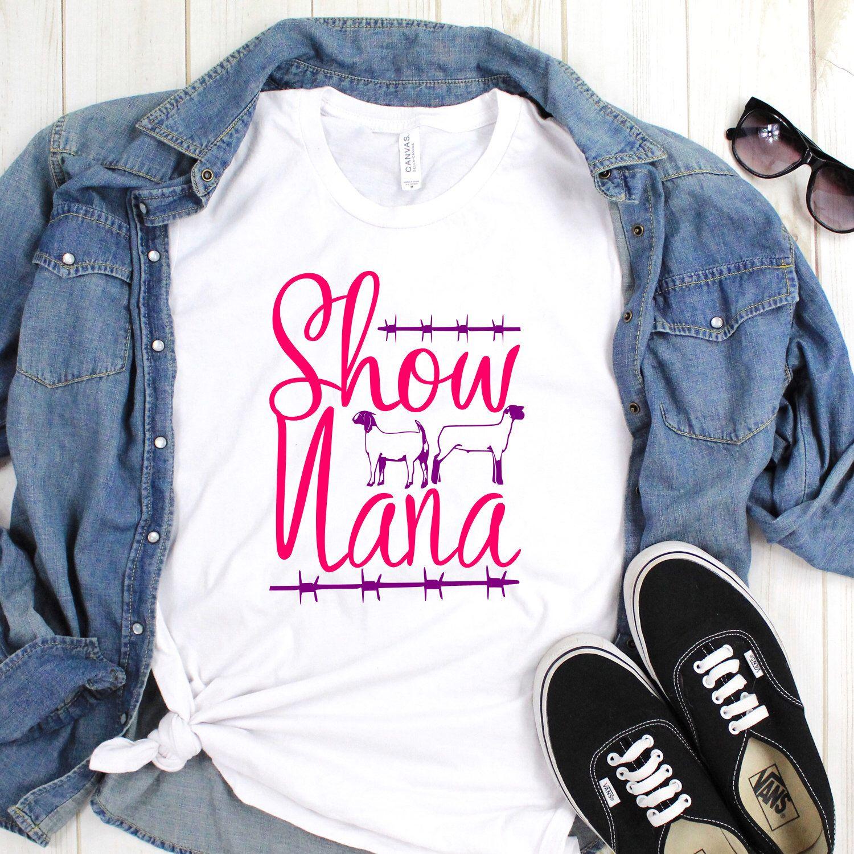 Download Show Nana svg, Show Sheep svg, Show Goat svg, Show Girl ...