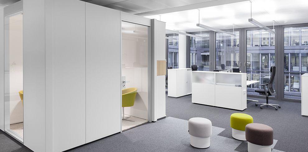 Drees & Sommer GmbH - Bene Büromöbel | Arbeitswelten | Pinterest ...