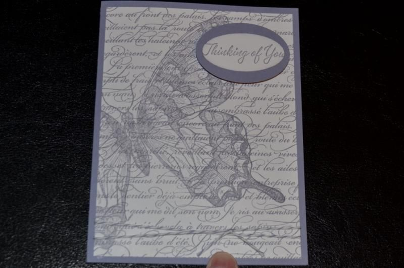 EN FRANCAIS and SWALLOW TAIL by WausauSue - Cards and Paper Crafts at Splitcoaststampers