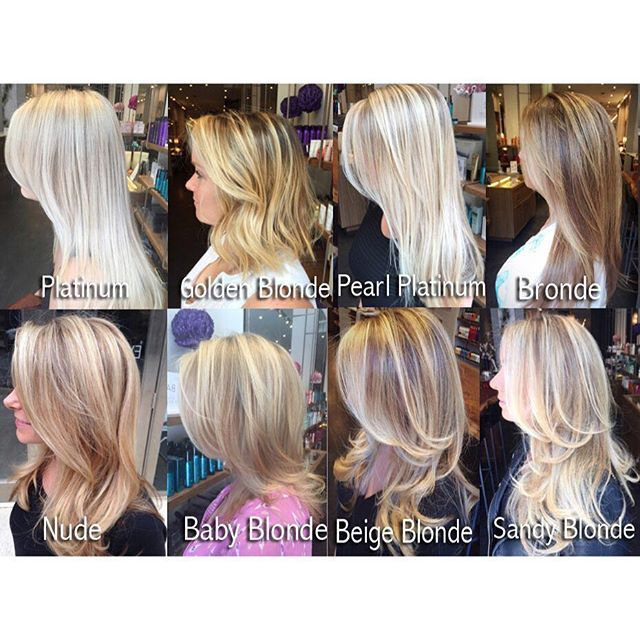 Instagram Photo By Modernsalon May 14 2016 At 8 47pm Utc Blonde Hair Color Hair Styles Brunette To Blonde