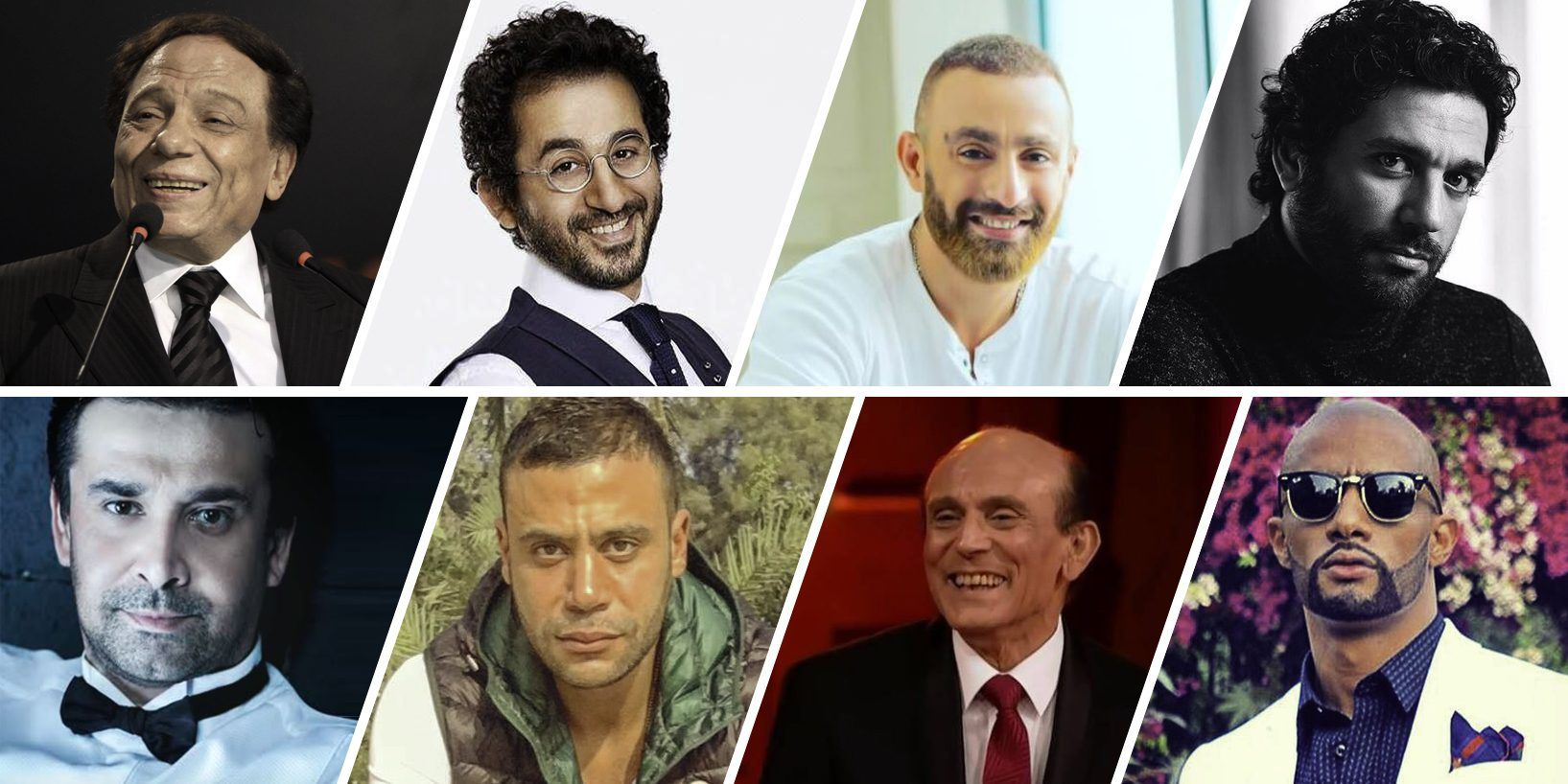The Top 10 Arab Male Actors With Images Celebrities Social