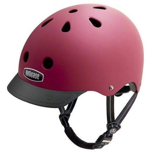 Fire Engine Red GEN3 Super Solid Nutcase hjelm #SmartCykelhjelm #Hjelm #Sikkerhed #SikkerPåCykel #Cykel #CykelhjelmTilKvinder #CykelhjelmTilMænd