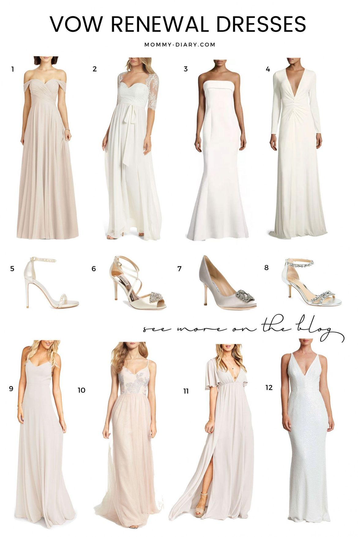 70+ Wedding Vow Renewal Dresses - Plus Size Dresses for Wedding ...