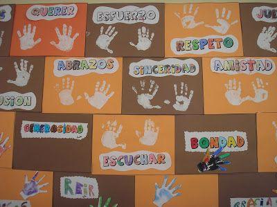 Recursos De Educacion Infantil Dia De La Paz Dia De La Paz Mural De La Paz Paz