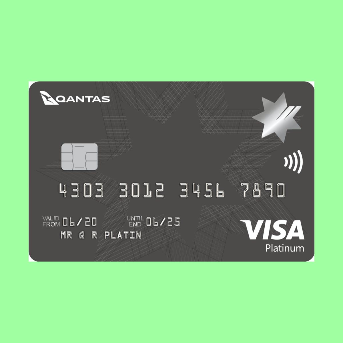 Nab Qantas Rewards Premium Card The Point Calculator Reward Card Bonus Cash Family Cards