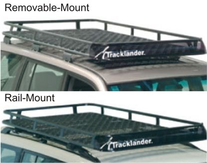 Jaram Australia Tracklander Tracklander Car Roof Racks Roof Rack Ladder Rack