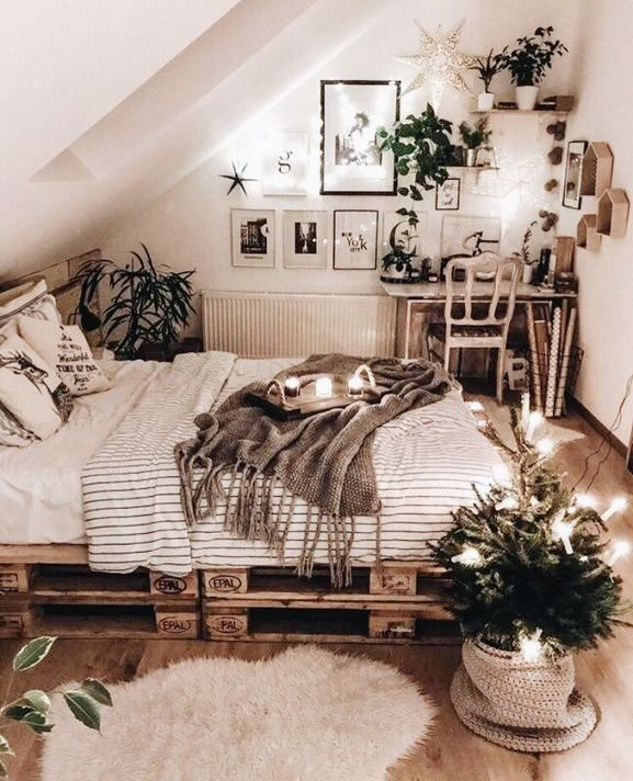 17+ Inspiring Bohemian Style Bedroom Decor Design Ideas - lmolnar