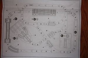 Imaginarium City Central Train Set Assembly Instructions – Layout ...