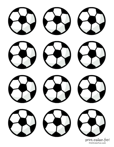 26+ Small soccer ball coloring page free download