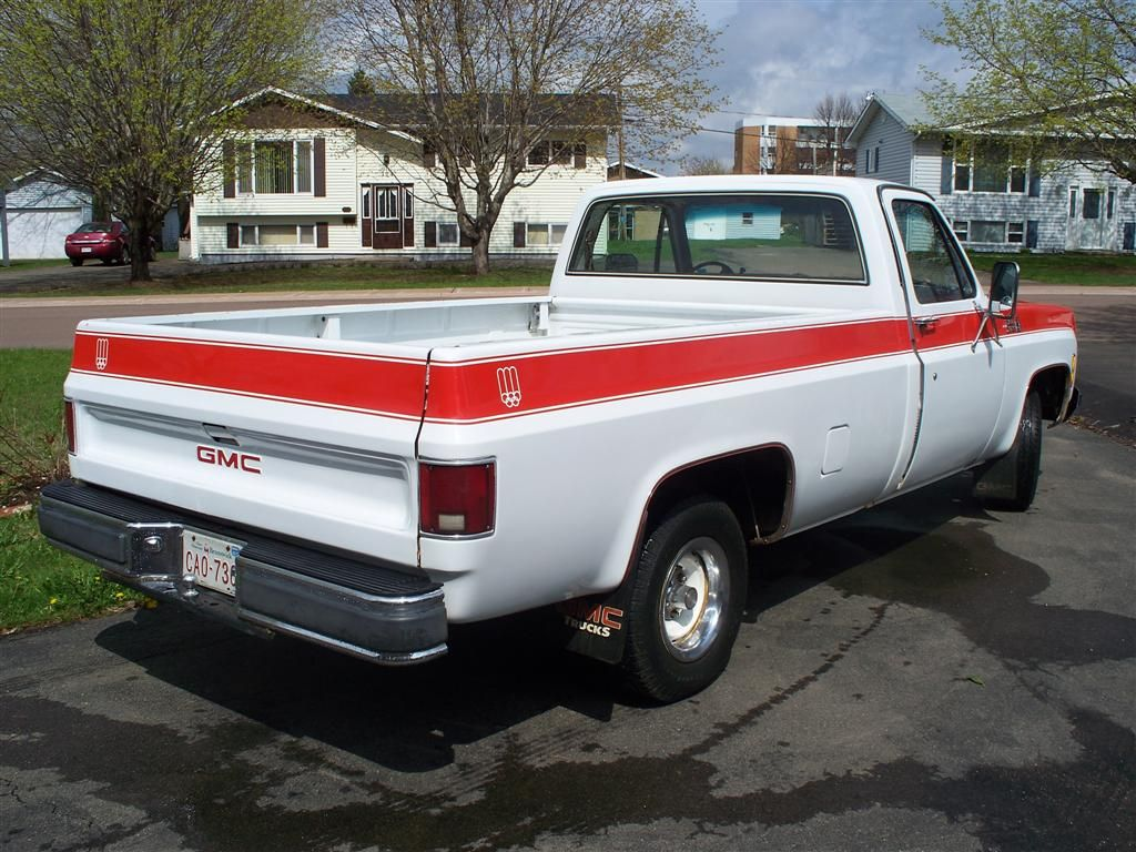 Pickup 74 chevy pickup : Canadian 1976 Olympic Edition GMC | Trucks | Pinterest | 1976 ...