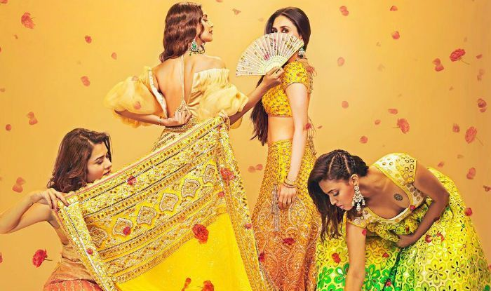 The Best Veere Di Wedding Celebrity Lehengas | Veere di ...