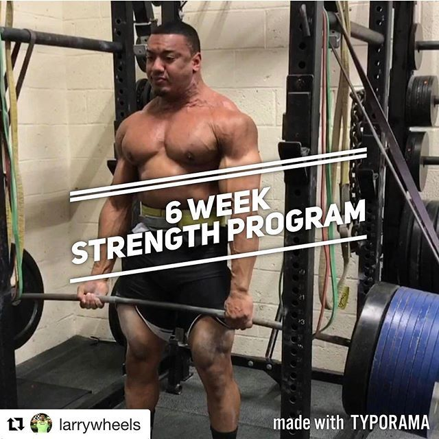Coach Larry Wade Sweater: After Hypertrophy Comes STRENGTH. Never Miss A Lift Again