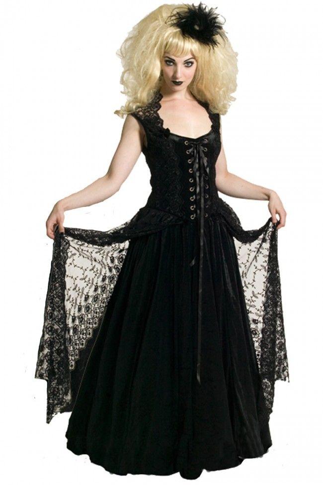 Sinister Dress Dark Masquerade | Kleider rock, Gothic shop