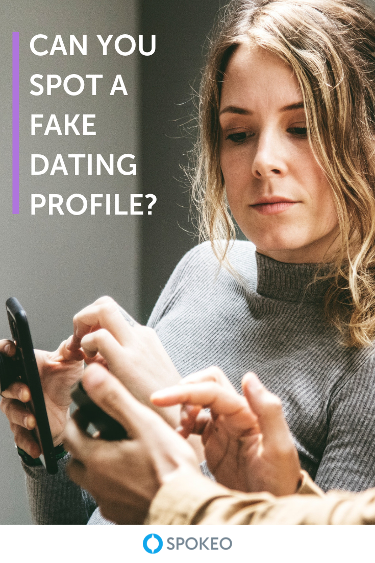 how many online dating profiles are fake