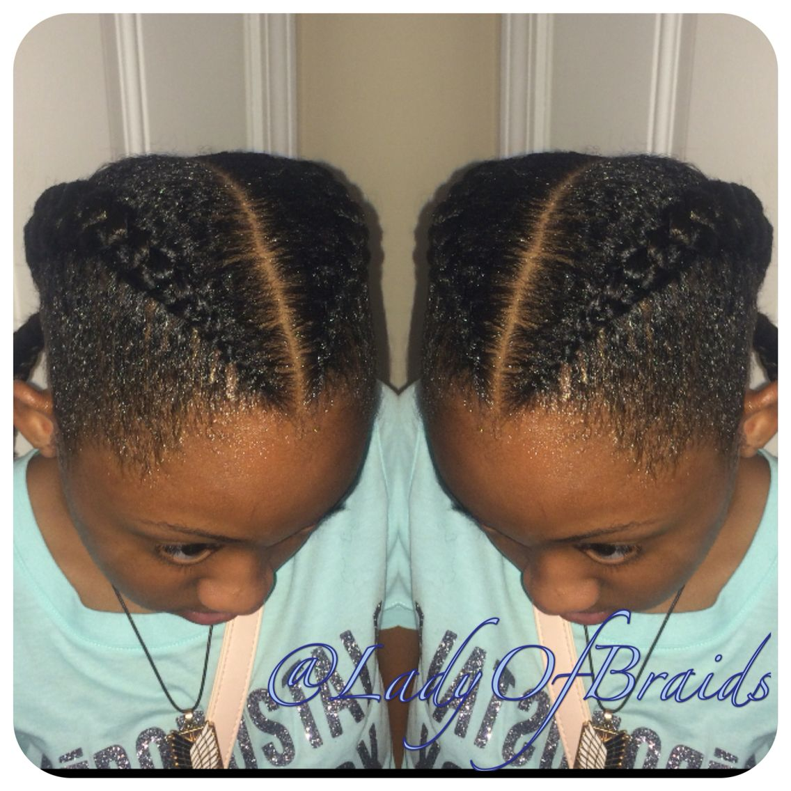 Little Girls Braided Hairstyles Dope Neat Protective