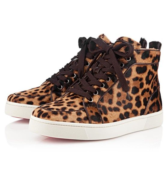 low priced 4d214 7f7eb Women Christian Louboutin Rantus Orlato Leopard | Hot ...