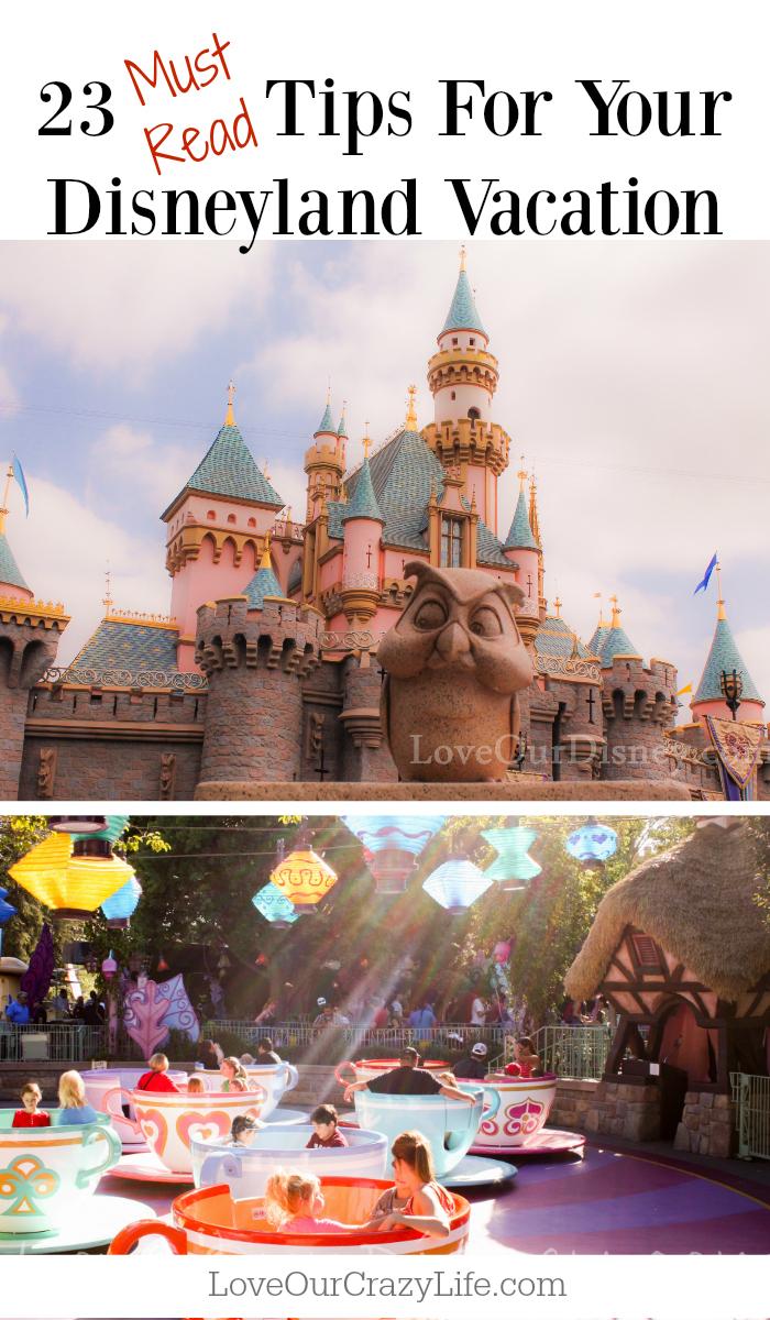 Photo of 23 Tipps für Ihren Disneyland-Urlaub müssen Sie lesen