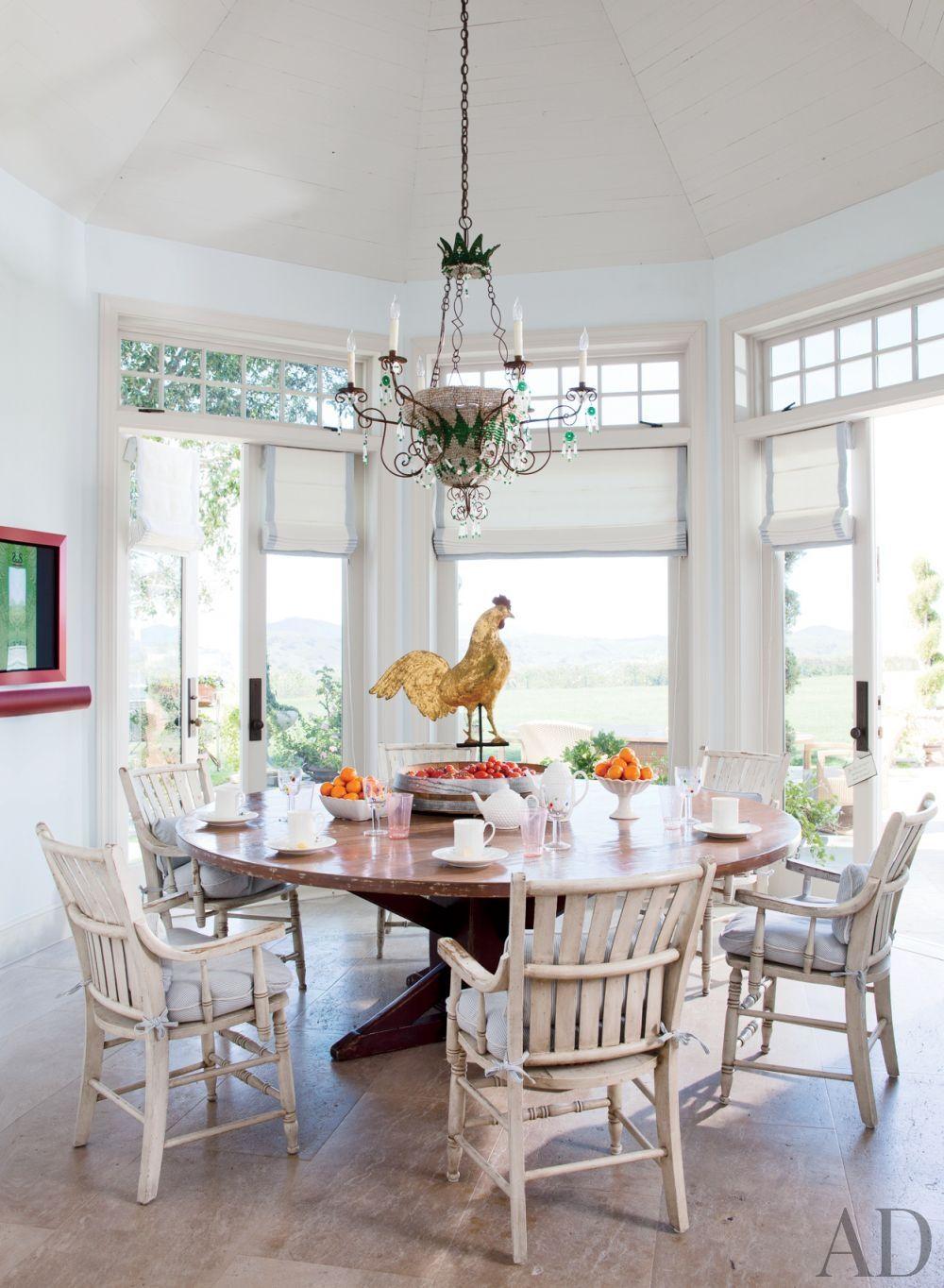Best Rustic Dining Room By Martyn Lawrence Bullard Design In 400 x 300