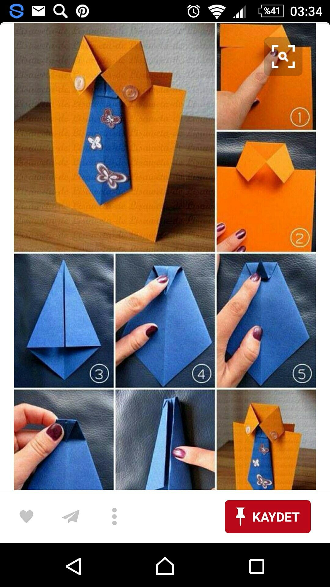 Pin By Filiz Algl On Okul Fikir Pinterest Swan Origami Diagram Cute And Easy Diy Fathers Day Card Ideas To Make At Homediy Cards Tutorials For Making Shirt Cardstie Theme