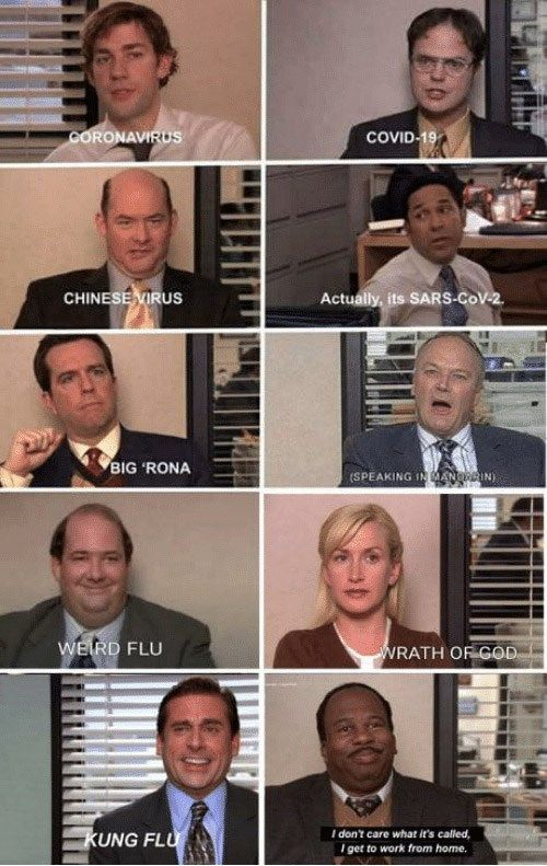 Sixteen 'Office' Memes Straight Outta Scranton