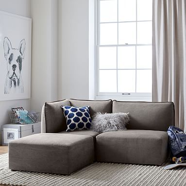 Bryce Lounge Sectional Set | Small Room Sofa, Small Sofa Designs, Couches For Small Spaces
