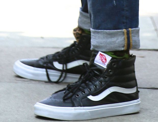 936d701a38 vans leather sk8 hi slim zip - EUROSTITCH